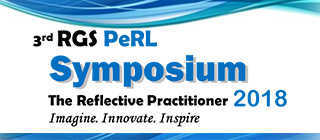 3rd RGS PeRL Symposium: The Reflective Practitioner 2018