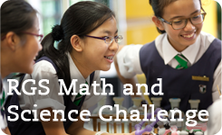 RGS Math and Science Challenge